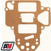 Weber 40 45 48 DCOE Carburettor Float Cover Lid Gasket  .75mm Late Genuine